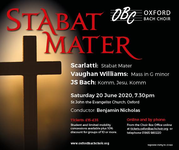 Archives: Concerts | Oxford Bach Choir